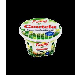 Préparation alimentaire fromage