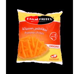 Frites surgelés