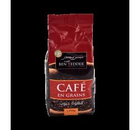 Café en grain pur