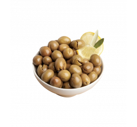 Olives cassées grosses
