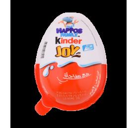 Chocolat œuf surprise