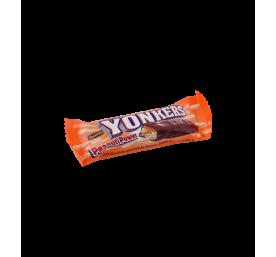 Barre chocolatée fourrée