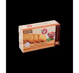 Biscottes graines de lin