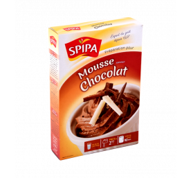 Préparation mousse au chocolat