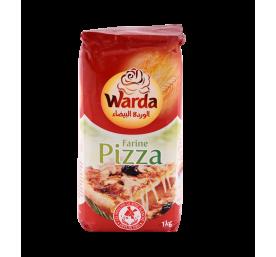 Farine préparation pizza