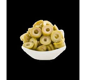 Olives vertes slices