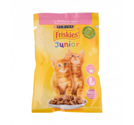 Sauce pour chat junior