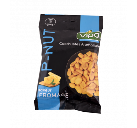 Cacahuètes aromatisées