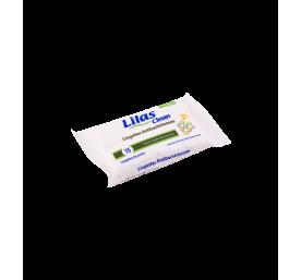 Lingettes antibactériennes