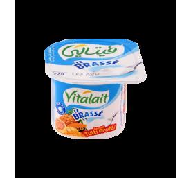 Yaourt brassé aromatisé