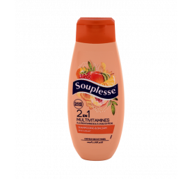 Shampooing pour femme
