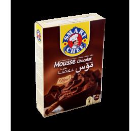 Préparation mousse chocolat