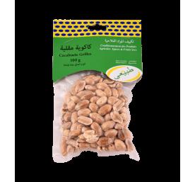 Cacahuètes grillées