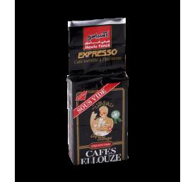 Café pur expresso moulu