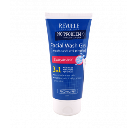 Gel nettoyant anti-acné